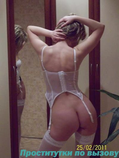 Маланя, 26 лет: мастурбация члена грудью